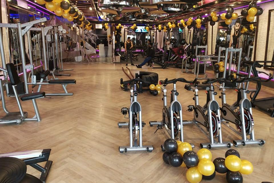 Chisel- gym