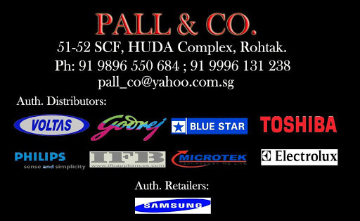 Pall & Co. – Best -Electronics-and -Solar-Supplier-rohtak